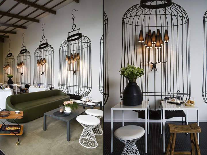 Outdoor Restaurant Chairs