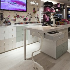 Kitchen Trolley Delta Faucet Replacement Parts Kipling Store By Uxus, London » Retail Design Blog