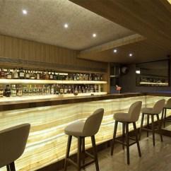 Dining Chairs Italian Design Orange Leather Club Chair » Mangiamo Restaurant By Zz Architects, Mumbai