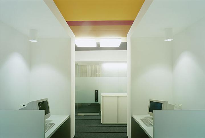 Panama office by Ippolito Fleitz Group Stuttgart 05 Panama office by Ippolito Fleitz Group, Stuttgart