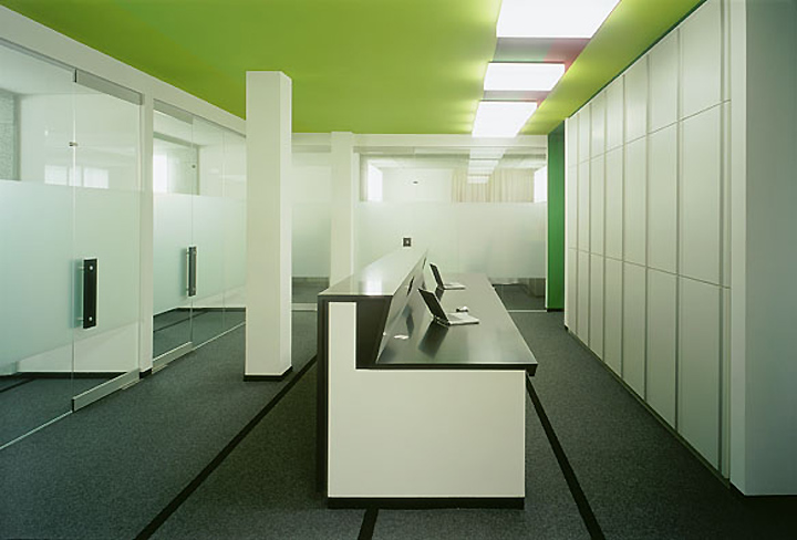 Panama office by Ippolito Fleitz Group Stuttgart 06 Panama office by Ippolito Fleitz Group, Stuttgart