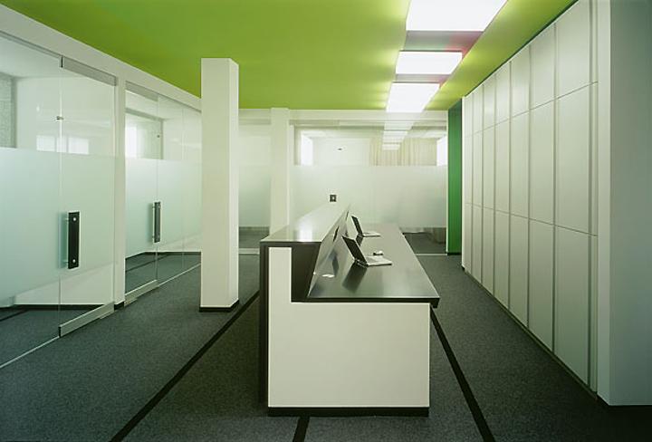 Panama office by Ippolito Fleitz Group Stuttgart 06 Panama office by Ippolito Fleitz Group, Stuttgart