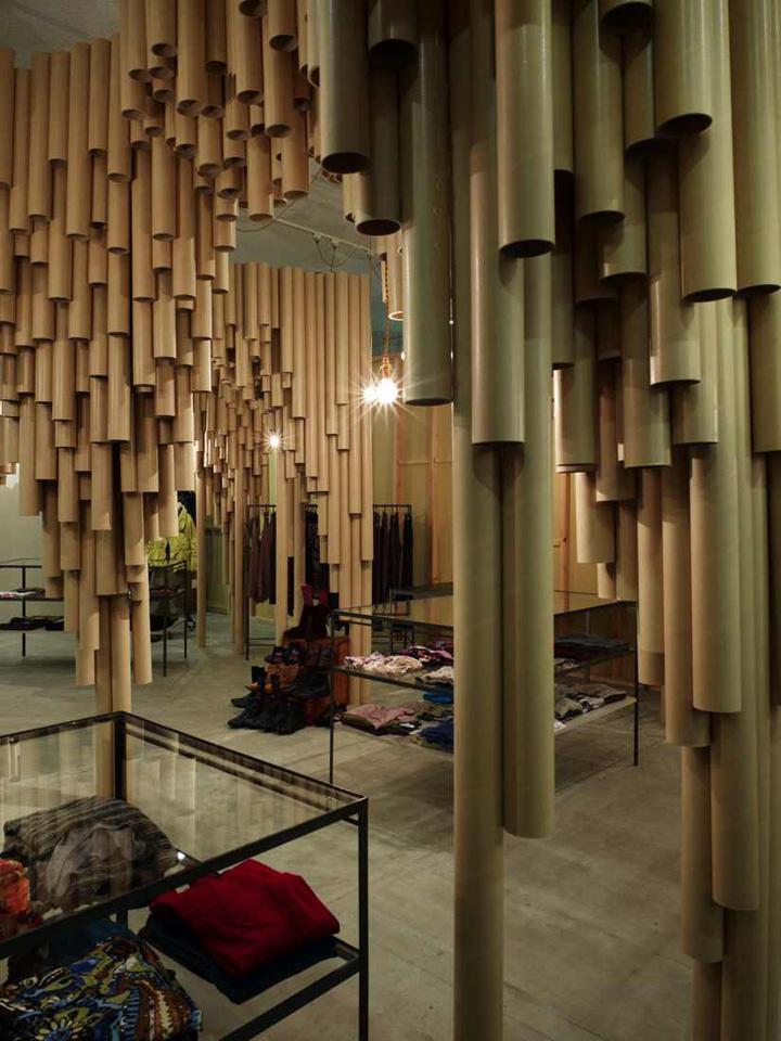 karis boutique by Suppose Design Office Hiroshima