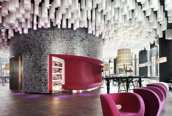 Barcel Raval Hotel by CMV Architects Barcelona
