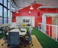 Googleplex offices, Mountain View  Retail Design Blog