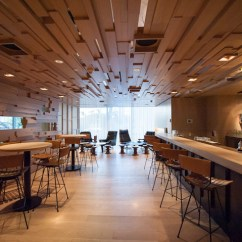 Hotels With Kitchen In Orlando Stone Momofuku Restaurant By James K.m. Cheng & The Design ...