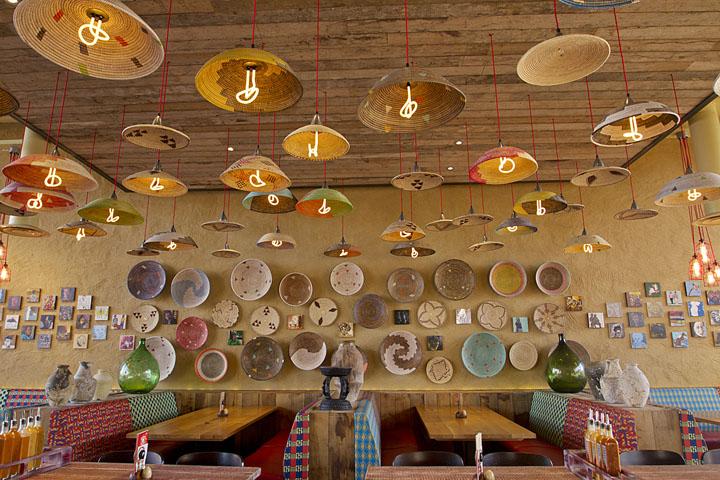 Nandos restaurant by B3 Designers Leigh  UK