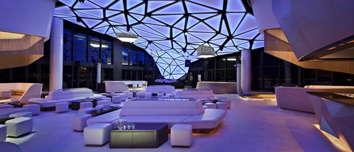 Allure Nightclub by Orbit Design Studio Abu Dhabi  Retail Design Blog