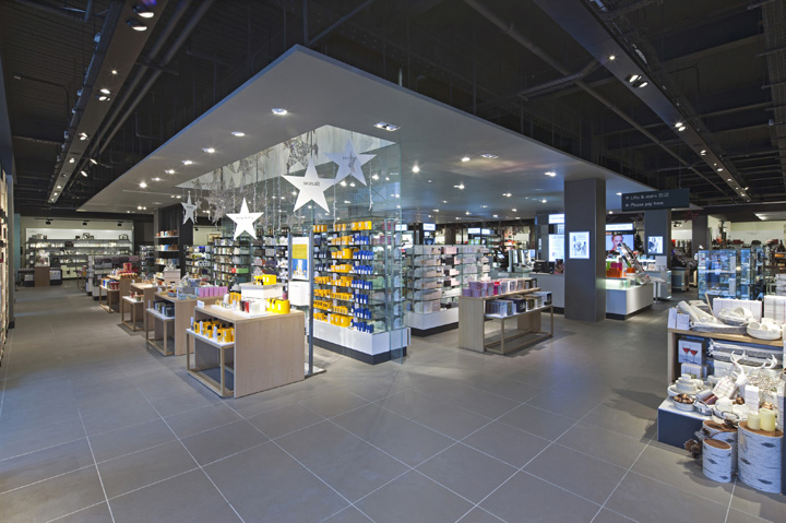 John Lewis Store By Dalziel And Pow Exeter UK