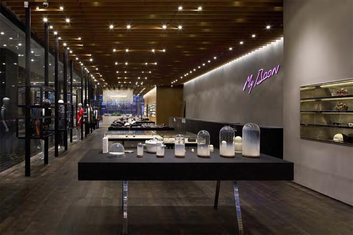 My Boon shop by Jaklitsch  Gardner Architects Seoul