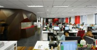 CREATIVE OFFICES! Ogilvy & Mather office by M Moser ...