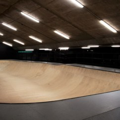 Wall Fixtures For Living Room Electric Fireplace Nike At Baysixty6 Skate Park By Brinkworth, London ...