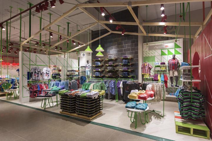 mezzanine  Retail Design Blog