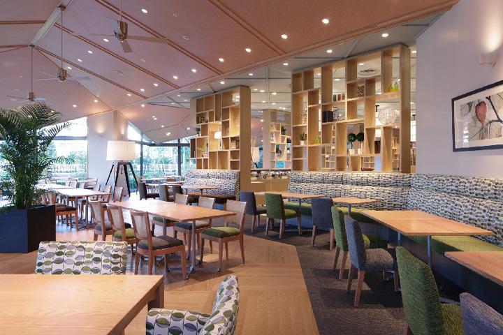 Serina Buffet Restaurant By Fan Design Label Narita