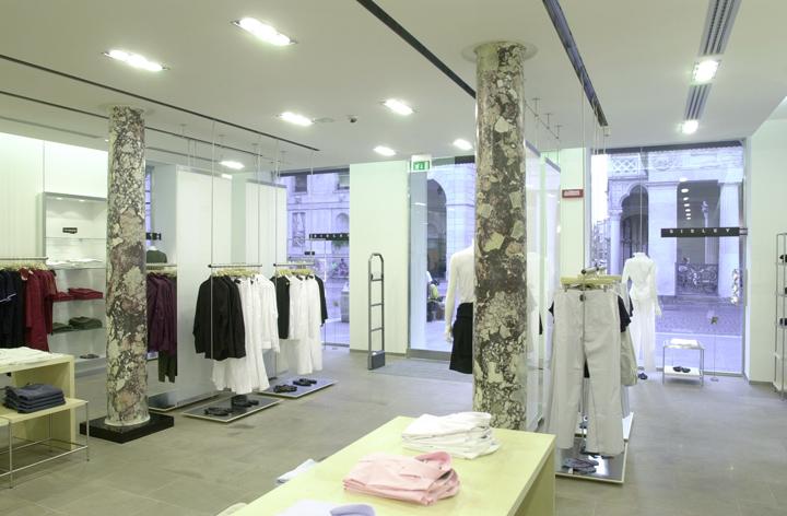 Sisley Store Padua Italy