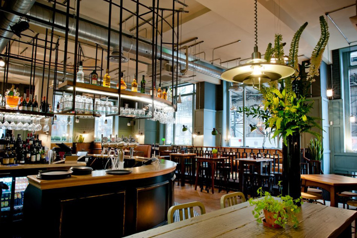 187 The Tokenhouse Restaurant Bar By Harrison London
