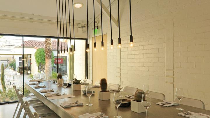 Workshop Kitchen Amp Bar Restaurant By SOMA Palm Springs