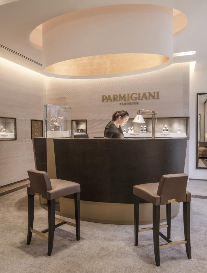 Parmigiani Fleurier luxury watch boutique London