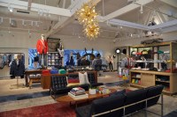 Tommy Hilfiger flagship store, Los Angeles