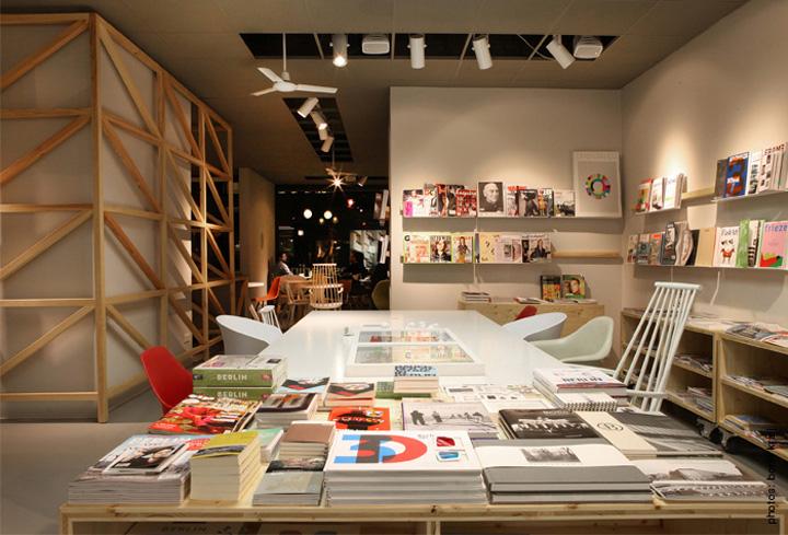 westberlin coffeebar  mediashop Berlin