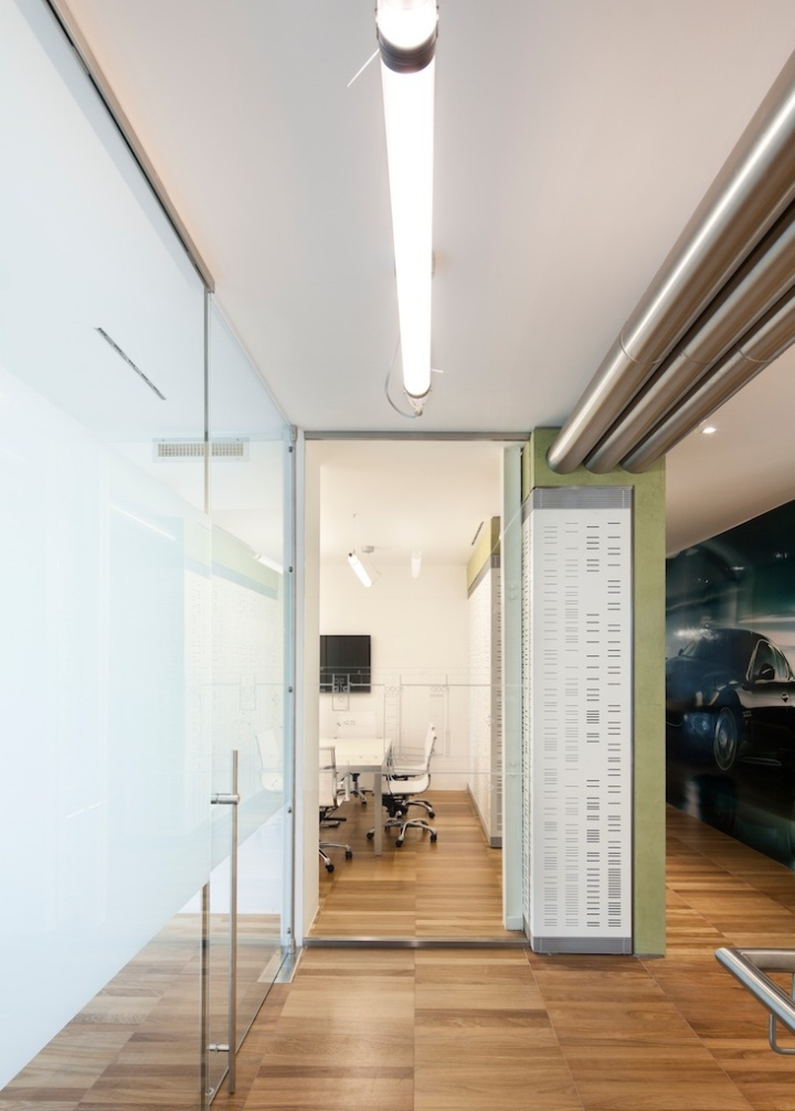 Autodesk offices by Goring Straja Architects Milan 10 Autodesk offices by Goring & Straja Architects, Milan