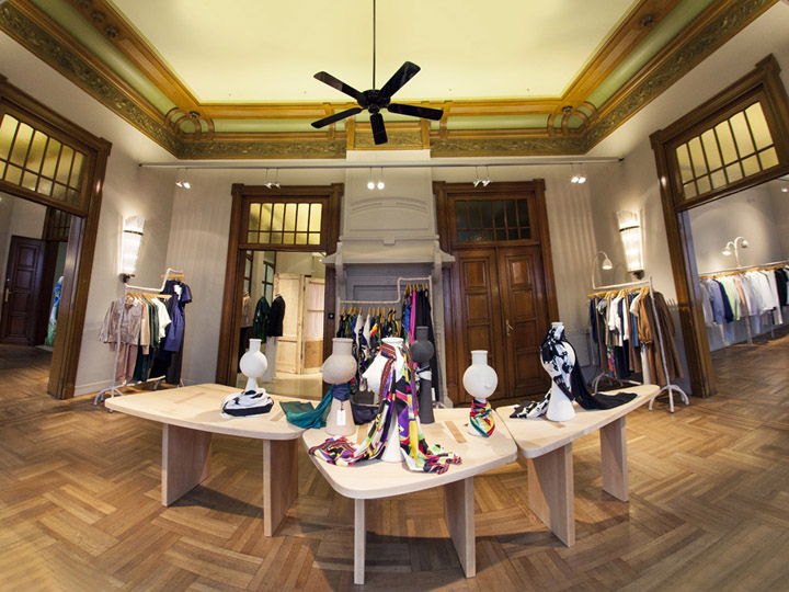 DVS boutique by Dirk Van Saene Antwerp