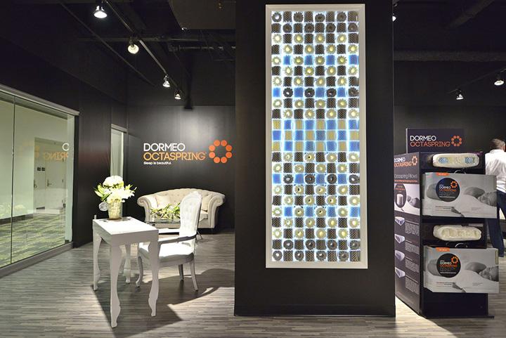 Dormeo Showroom By InReality Las Vegas Retail Design Blog