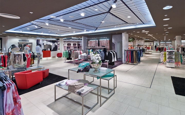 Fischer Fashion Store Halle – Germany Retail Design Blog