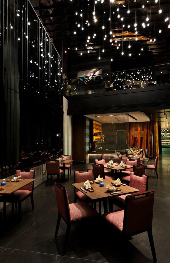 Kampachi restaurant by Blu Water Studio Kuala Lumpur