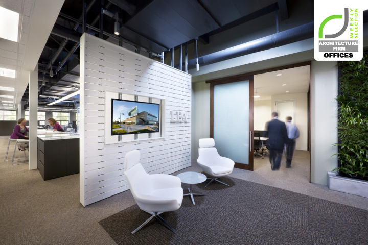 ARCHITECTURE FIRM OFFICES LPAs Sustainable Office