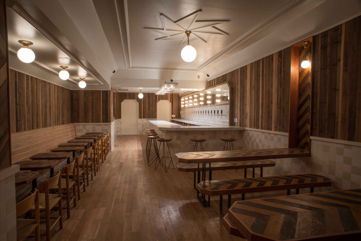 Trst Beer Bar By HOmE New York