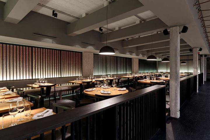 Farang restaurant by Futudesign Stockholm 04 Farang restaurant by Futudesign, Stockholm