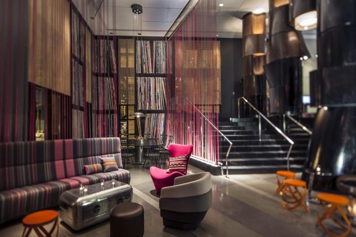 W Hotel Seattle by Skylab Architecture Seattle  Washington