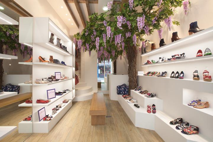 C PETULA Shoe Store Paris