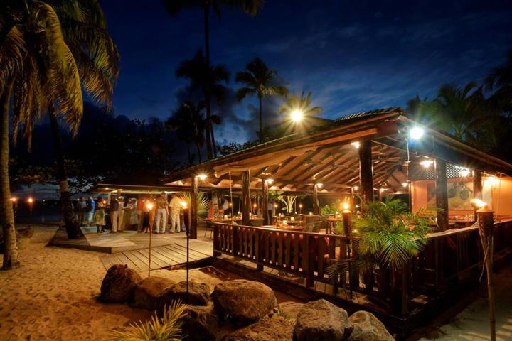 BEACH BARS Calabash Hotel Beach Bar St Georges  Grenada