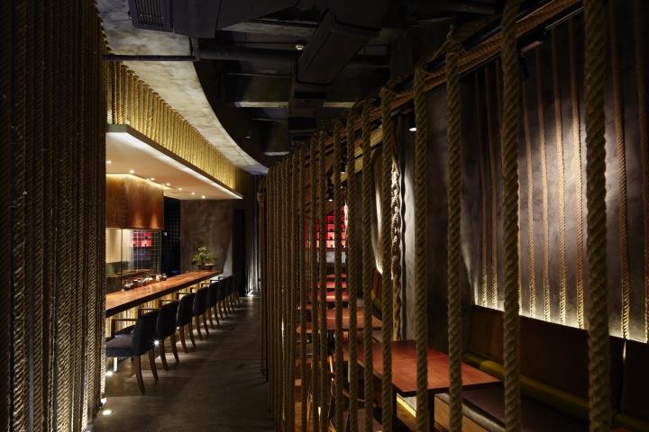 Kemuri Restaurant By PRISM DESIGN Shanghai
