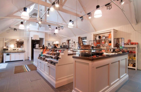 187 Osprey Home store by Jamieson Smith Associates St Albans UK