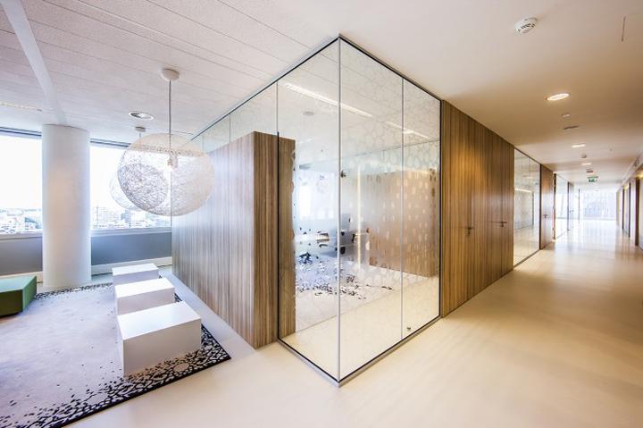 Q8 Headquarters by DZ Architecten  Ahrend The Hague