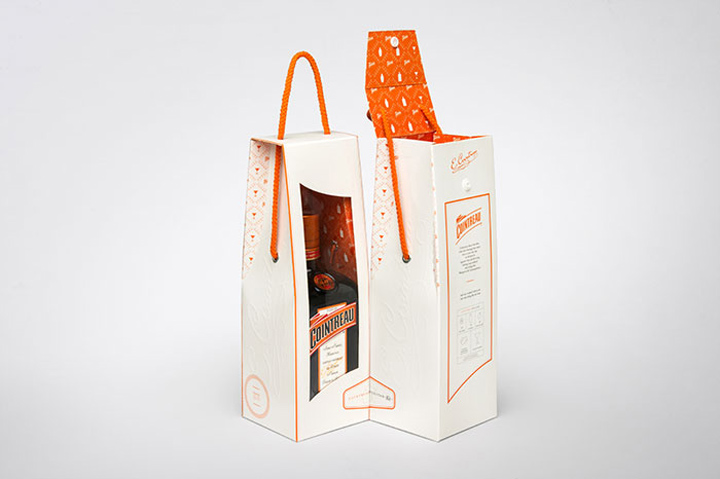 Cointreau Limited Edition Pack by Rice Creative Cointreau Limited Edition Pack by Rice Creative