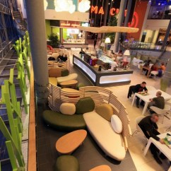 Green Fabric Sofas Sofa Corner Guards » Food Courts! Forum Shopping Centre Court By ...