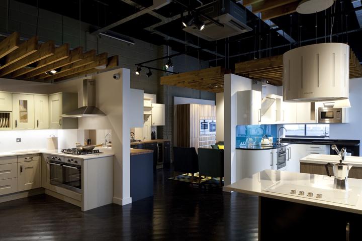 The Kitchen Store by designLSM, Hove  UK  Retail Design Blog