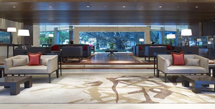 Vivanta by Taj hotel by WOW Architects Yeshwantpur  India