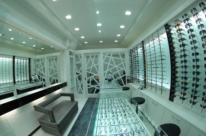 Optic Store By Studio 7 Designs Vadodara India
