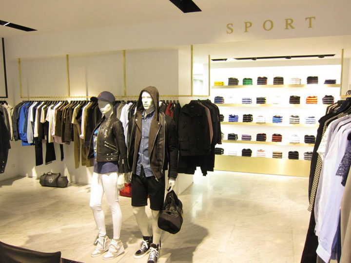 The Kooples  The Kooples Sport boutique Cannes  France