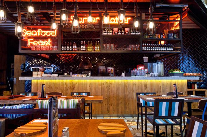 Fish Amp Co Restaurant By Metaphor Jakarta Indonesia