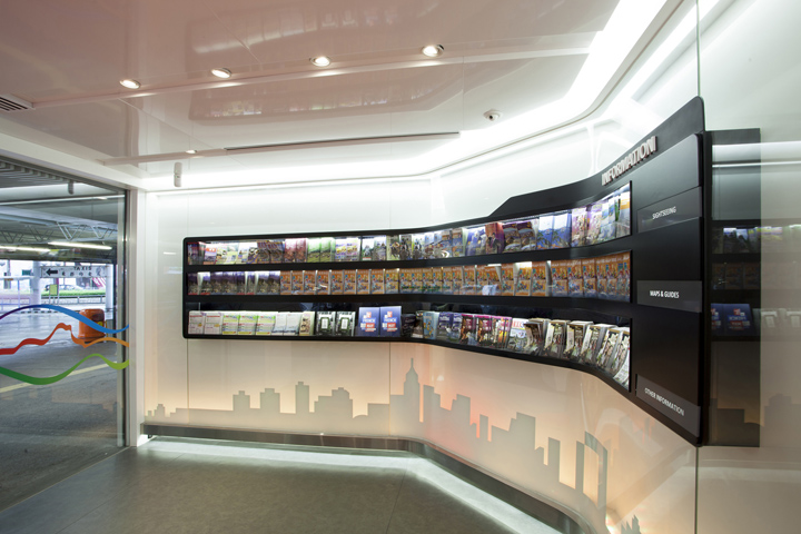 Hong Kong Tourism Board Visitor Center Flagship Store By