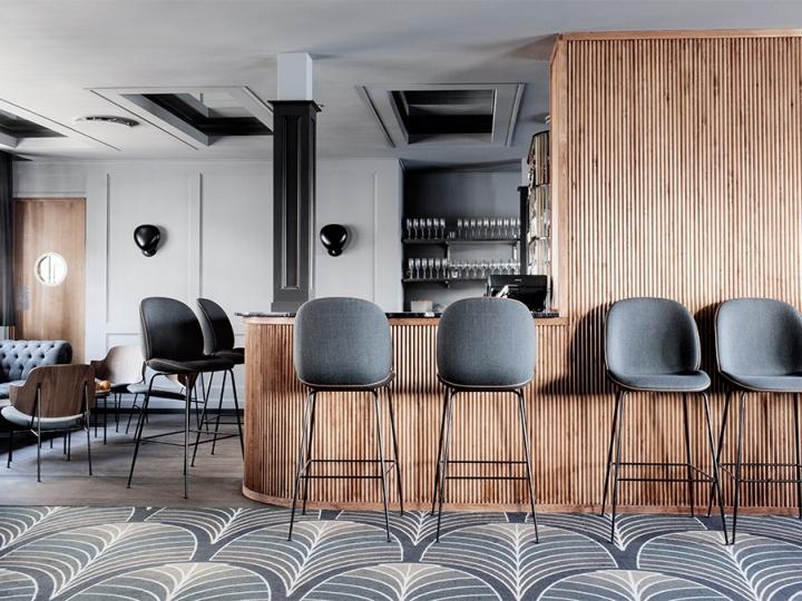 Standard restaurant by GamFratesi Copenhagen  Denmark