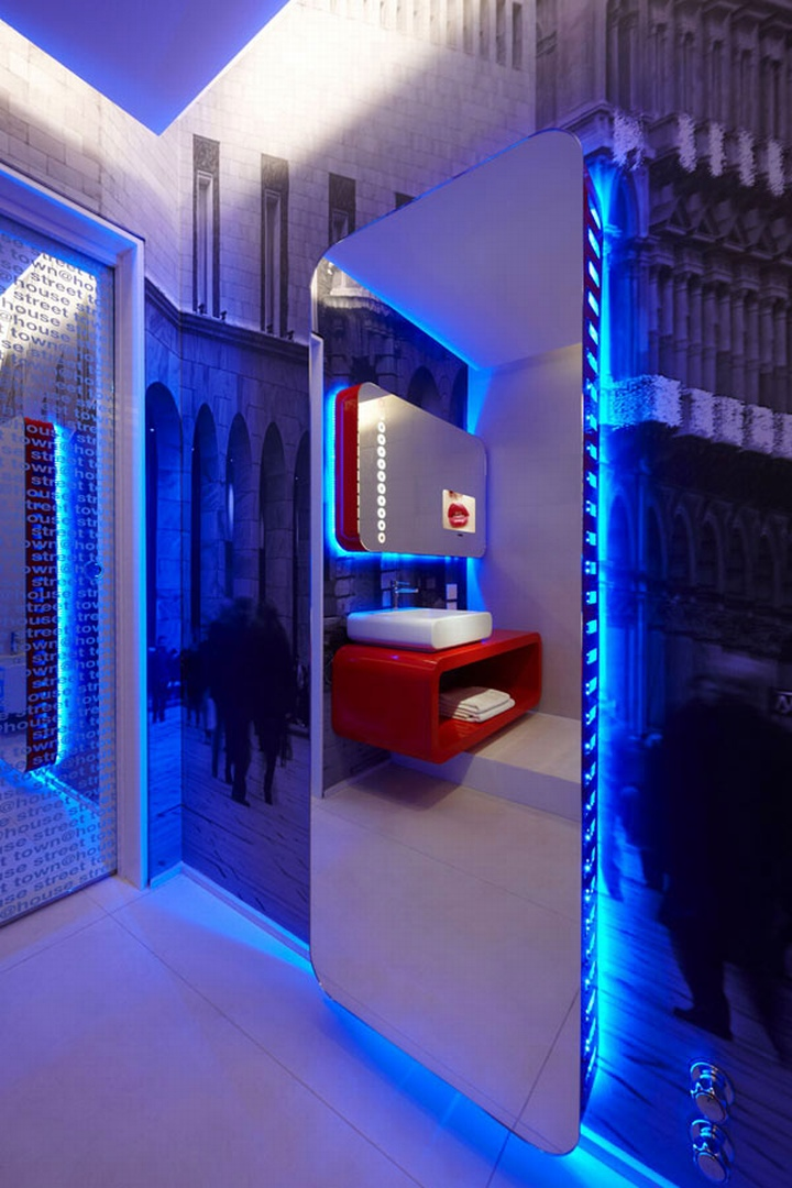 Town  House Street boutique hotel Milan
