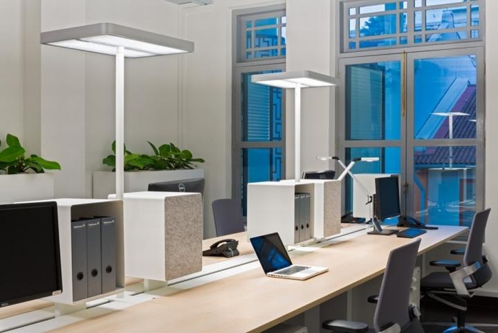 Waldmann Lightings Regional Headquarters by Siren Design