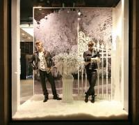 Guess windows 2013 Winter, London  Retail Design Blog